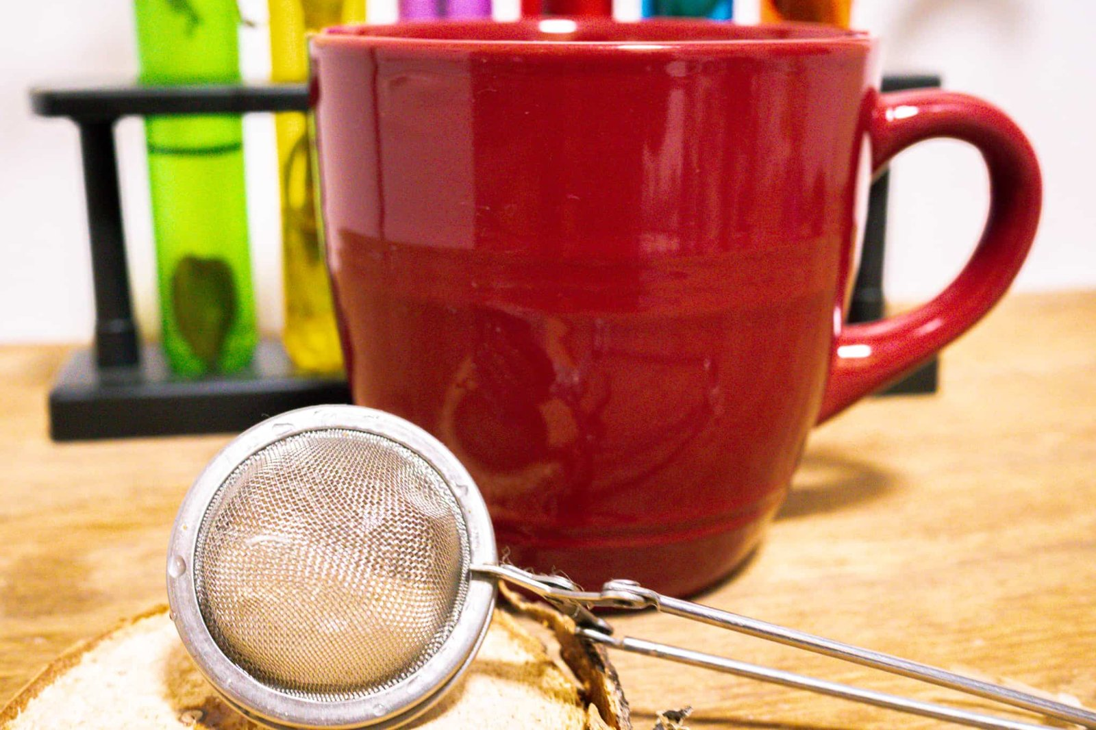 Navigating This Space - Herbal Tea For Energy